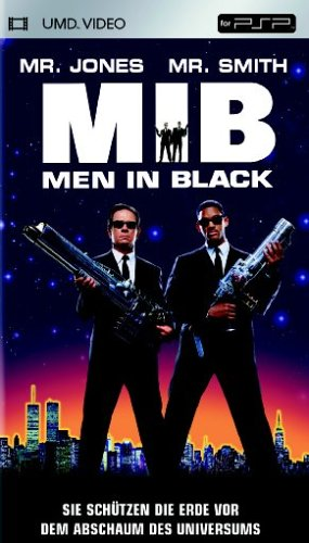 Men in Black [UMD Universal Media Disc] (Psp-umd)