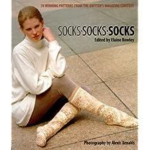 Socks Socks Socks: 70 Winning Patterns from Knitter's Magazine Sock Contest