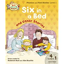 Six in a Bed and Other Stories (Read With Biff, Chip and Kipper Level1) (English Edition)