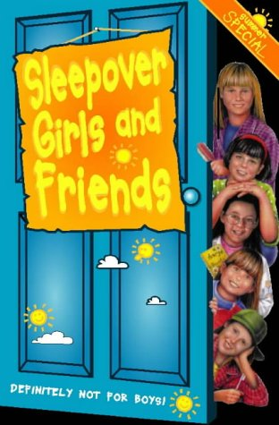 Sleepover girls and friends