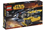 Lego Star Wars 7256 - Jedi Starfighter & Vulture Droid