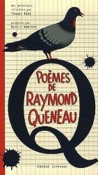Poèmes de Raymond Queneau : Anthologie