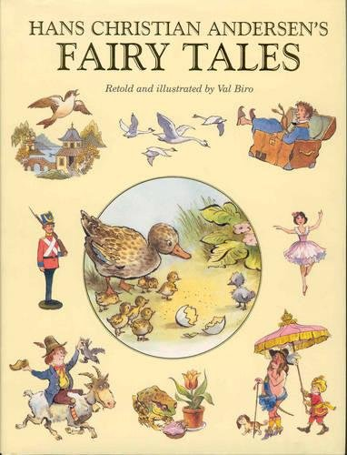 Book's Cover of Hans Christian Andersens Fairy Tales