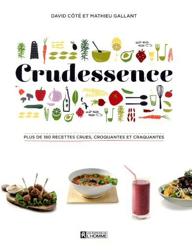 CRUDESSENCE par Mathieu Gallant
