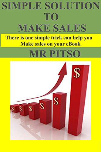 simple-solution-to-make-sales-english-edition