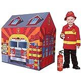 Knorrtoys 55436 - Hauszelt Feuerwehr Vergleich