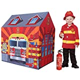 Knorrtoys 55436 - Hauszelt Feuerweh...