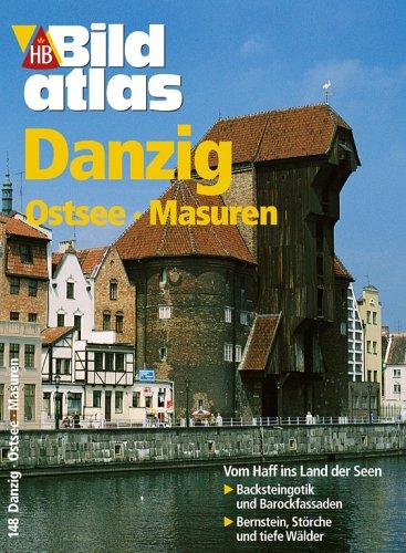 HB Bildatlas Danzig, Ostsee, Masuren