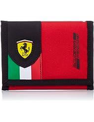 Puma Dinero Bolsa Ferrari Fan Wear, rosso Corsa/Puma Black, One size, 07427901