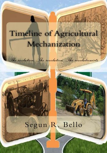 Timeline of Agrcultural Mechanization (English Edition) (Belle Patent)