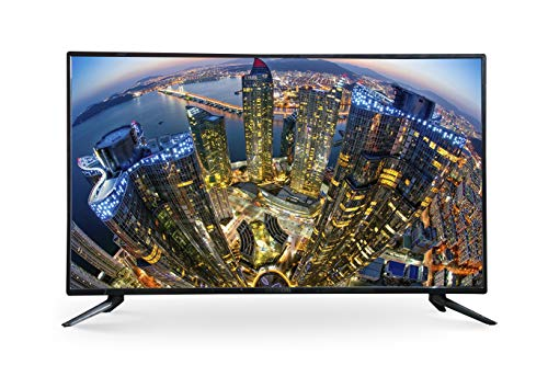 Hyundai 108cm (43 inches) Full HD LED TV HY4385FHZ17 (Black) (2018 Model)