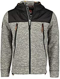 Superdry Mountain Tech Ziphood Capucha para Hombre