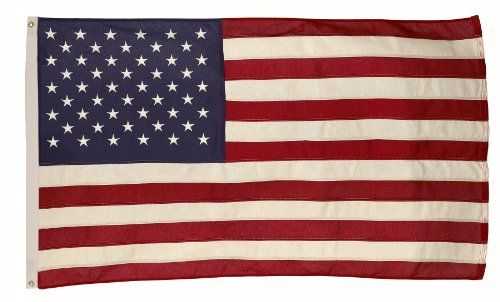 Valley forgeusb3valley Forge 3 'x 5' Baumwolle USA flag-3 X 5 Baumwolle USA Flagge