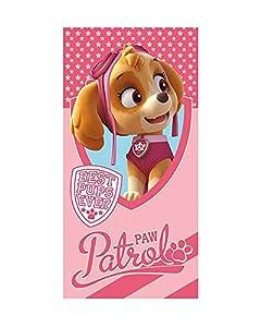 Disney ast3927Toalla poliéster Stella Pat Patrulla, 70x 140cm