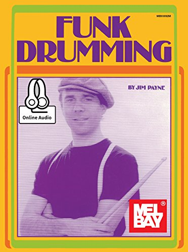 Funk Drumming: Includes Online Audio par Jim Payne