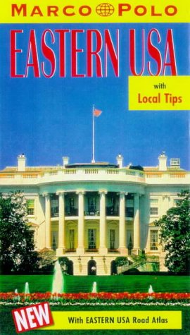 U.S.A. East (Marco Polo Travel Guides)