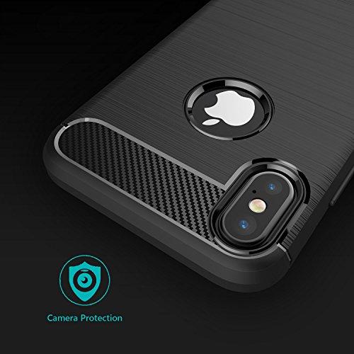 518CJHPKVwL - [Amazon.de] MillSO iPhone X Schutzhülle für 1,49€ statt 6,99€ *PRIME*