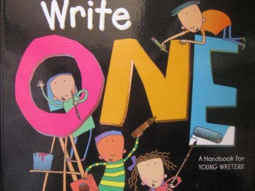 Write One: A Handbook for Young Writers par  Dave Kemper, Carol Elsholz, Patrick Sebranek