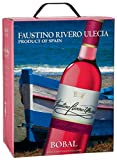 Faustino Rivero - Ulecia Bobal Rosé Wein 12% Vol. - 5l Bag-in-Box