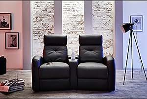 wohnorama houston 2er fernsehsessel cinema sessel heimkino kinosessel mit getr nkehalter by. Black Bedroom Furniture Sets. Home Design Ideas