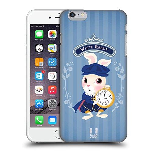 Head Case Designs Chapelier Fou Alice Au Pays Des Merveilles Étui Coque D'Arrière Rigide Pour Apple iPhone 5 / 5s / SE Lapin Blanc