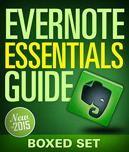 Evernote Essentials Guide (Boxed Set): Evernote Guide For Beginners for  Organizing Your Life (English Edition) por Speedy Publishing
