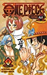 One Piece - Ace, tome 1 (roman) par Oda