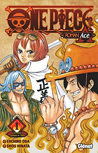 One Piece - Roman Ace Edition simple Tome 1