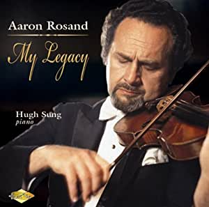 My Legacy - Aaron Rosand