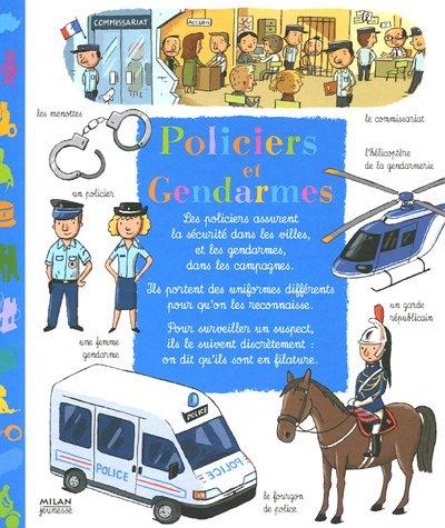 Policiers et gendarmes par Pascale Hédelin, Christian Guibbaud