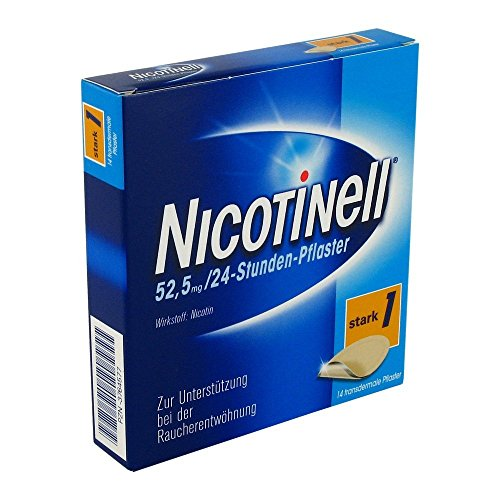 Nicotinell 52,5 mg 24-Stunden-Pflaster, 14 St