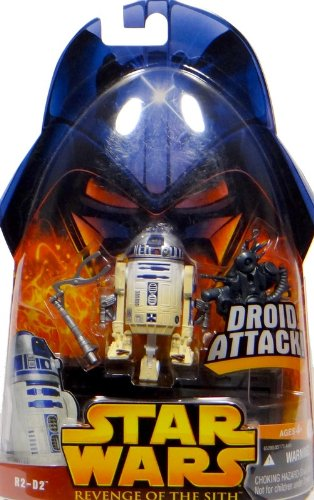 ack No.7 - Star Wars Revenge of the Sith Collection 2005 von Hasbro ()