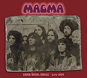 Zuhn Wohl Unsai Live 1974