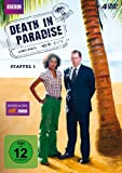 Death in Paradise - Staffel 1 [4 DVDs] - Suzanne Crowley