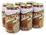 Blue Sky - Zucchero di canna biologico Soda Root Beer - 6Pack