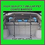 PEUGEOT 206 (1998-2009) TUBULAR DOG PET GUARD BARRIER