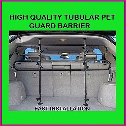 cadillac-srx-2005-on-tubular-dog-pet-guard-barrier