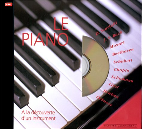 LE PIANO. Avec CD