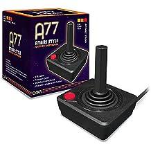 "Joystick manette ""Premium A77"" compatible ATARI 2600"