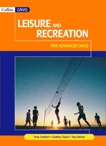 Leisure and Recreation for Vocational A-level por Tony Outhart