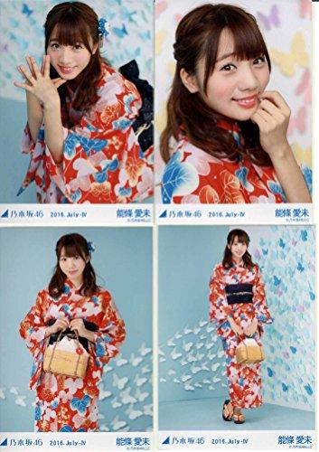 NOJO AIHITSUJI CUATRO COMP NOGIZAKA46 FOTOGRAFIA LUGAR DE VIDA LIMITADA / MEDIADOS DEL VERANO GIRA NACIONAL 2016 YUKATA (KIMONO)