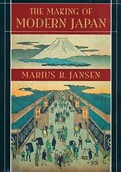 The Making of Modern Japan (Belknap Press)