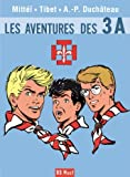 3A (Les aventures des) Pack intégrale des 9 tomes