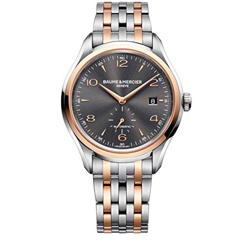 Baume & Mercier Clifton Reloj de Hombre automático 41mm Correa de Acero 10210