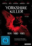 Yorkshire-Killer: 1974 / 1980 / 1983 [3 DVDs] - David Peace
