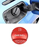 yiwang aleación de aluminio tapón del depósito de combustible de coche