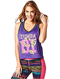 Zumba Women's Queen Cropped Jersey
