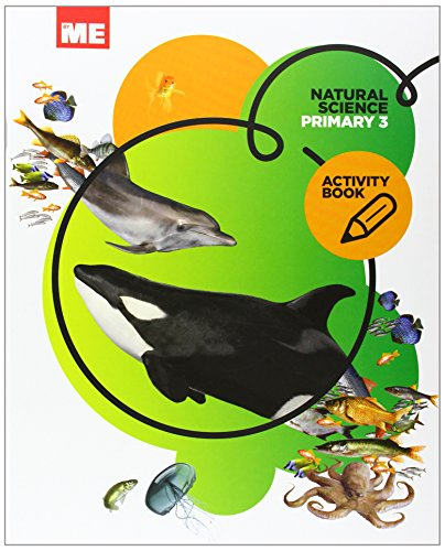 Natural Science 3 - Activity Book (ByMe) - 9788415867159
