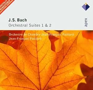 Bach : Suites pour orchestre n° 1 et n° 2