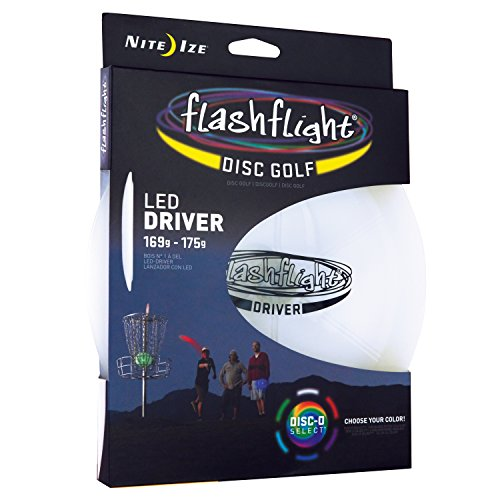 Nite Ize LED Flash Flight® Disc Golf